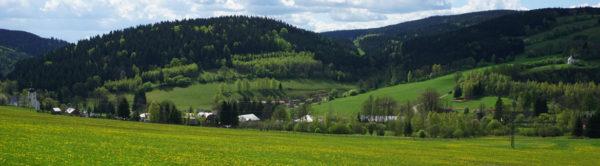 fotografie obce Heřmanovice